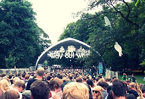 Way Out West (festival) - Image: Wayoutwestentrance