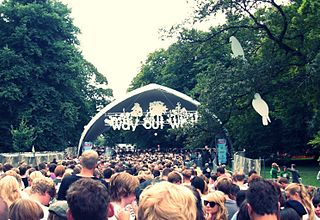 Way Out West (festival) music festival in Göteborg, Sweden