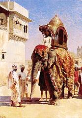 Mughal Elephant