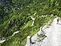 Weg zwischen Tremalzo und Rifugio degli Alpini - Passo Nota - panoramio (2).jpg