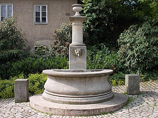 Bode fountain