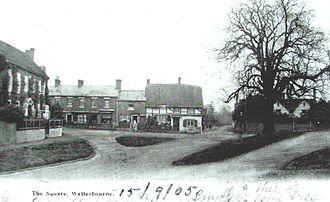 Joseph Arch - The Wellesbourne Tree in 1905