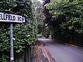 Wellfield Road leading to Old Town - geograph.org.uk - 485968.jpg