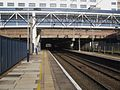 Wembley Central stn fast look north.JPG