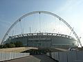 Wembley during construction 2005 10.jpg