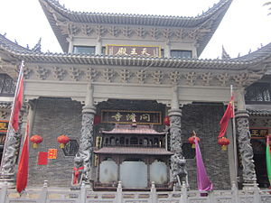 Liuyang - The Wenjin Temple