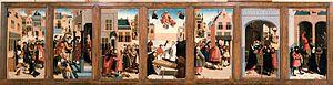 Master of Alkmaar - Image: Werken van Barmhartigheid, Meester van Alkmaar (1504)