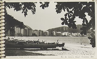 Copacabana Posto 6 - Rio de Janeiro