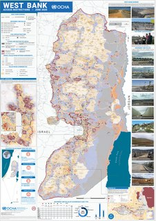 Israeli settlement Jewish civilian communities built by Israel on lands across the Green Line occupied since the 1967 Six-Day War