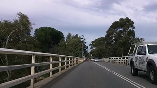 File:West Swan Road bridge to Guildford.ogv