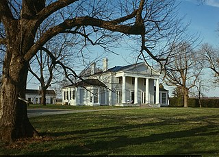 Westend (Trevilians, Virginia) building in Virginia, United States