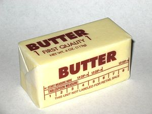 Butter salt - Butter salt is also salt used in the preparation of butter and other dairy products