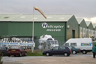 Weston-super-Mare - The Helicopter Museum