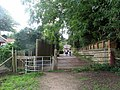 Wheatley - kissing gate on footpath to Hill House - geograph.org.uk - 538556.jpg