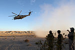 When Devil Dogs howl, Wolf Pack flies to rescue 121107-M-OB827-063.jpg