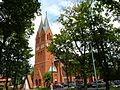 Widok kościoła p.w. św Andrzeja Boboli. - panoramio (4).jpg