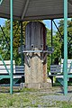 Wiener Zentralfriedhof - Babygruppe - Trauerpavillon - Detail.jpg