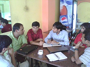Primary Meeting on Wikimedia Nepal Chapter