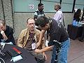 Wikimania 2014 - 03 video.JPG