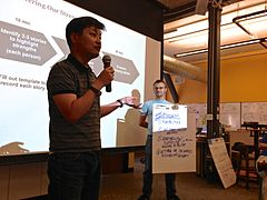Wikimedia Foundation 2013 Tech Day 2 - Photo 06.jpg