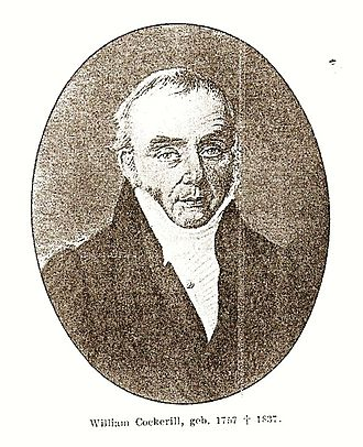 William Cockerill - Image: William Cockerill