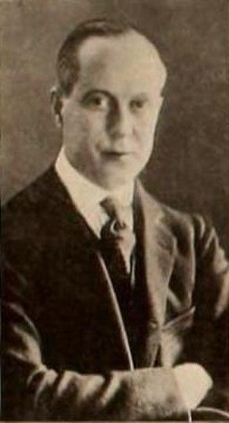William LeBaron - LeBaron in 1920