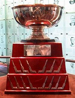 Norris Trophy Vinnare