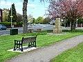 Wilmslow Road, Long Lane, Cheadle - geograph.org.uk - 1100498.jpg