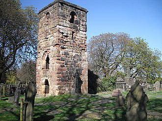 Listed buildings in St Helens, Merseyside - Image: Windleshaw Abbey