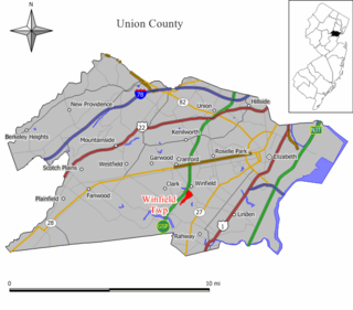 Winfield Township, New Jersey Township in Union County, New Jersey, U.S.