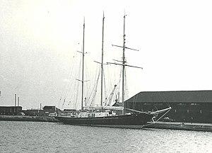 Sir Winston Churchill (schooner) - Image: Winston Churchill (8170071891)