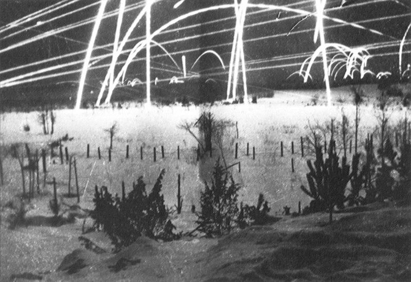 Winter War tracerfire