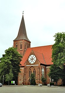 Kirche Wittenburg