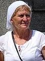 Woman at Celebration of Christianization of Rus' (July 28) - Kiev - Ukraine - 02 (42975908904).jpg