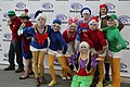 Wondercon 2016 - DuckTales Group Cosplay (26054973846).jpg