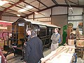 Wood workshop at Boston Lodge works, Ffestiniog Railway - geograph.org.uk - 926355.jpg