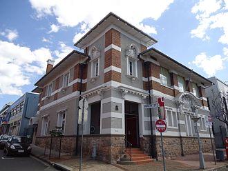 Woolloongabba - Former post office on Stanley Street in Woolloongabba.