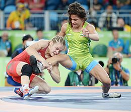 Wrestling at the 2016 Summer Olympics, Stadnik vs Yankova 8.jpg