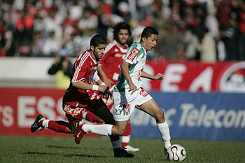 Wydad Casablanca vs Raja de Casablanca%2C November 16 2008-04