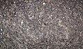 Wyomingite (Lower Pleistocene, 0.95 Ma; quarry on volcanic cone on Zirkel Mesa, Leucite Hills Volcanic Province, Wyoming, USA) 26.jpg