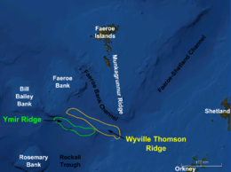 Wyville Thomson Ridge Wikipedia