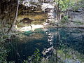 X-Canche Cenote - Near Ek Balam Archaeological Site - Yucatan - Mexico - 02.jpg