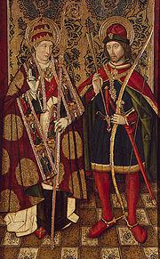 180px-XV_century_Spanish_panel_of_Saint_