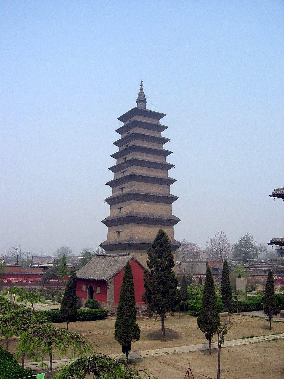 Xumipagodazhengding