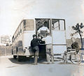 Xx0960 - Australian Paralympic Team athletes board a bus - 3a - Scan.jpg