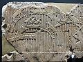 Xxvi dinastia, frammento di rilievo parietale, tebe, 664-525 ac ca. 02.JPG