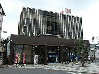 結城信用金庫の本店