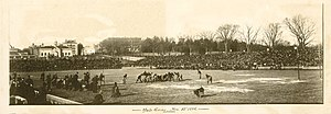 1898 college football season - Yale vs. Princeton