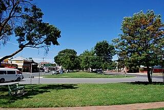 Yea, Victoria Town in Victoria, Australia