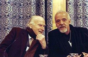 Yehudi Menuhin & Paulo Coelho Violinist Yehudi...